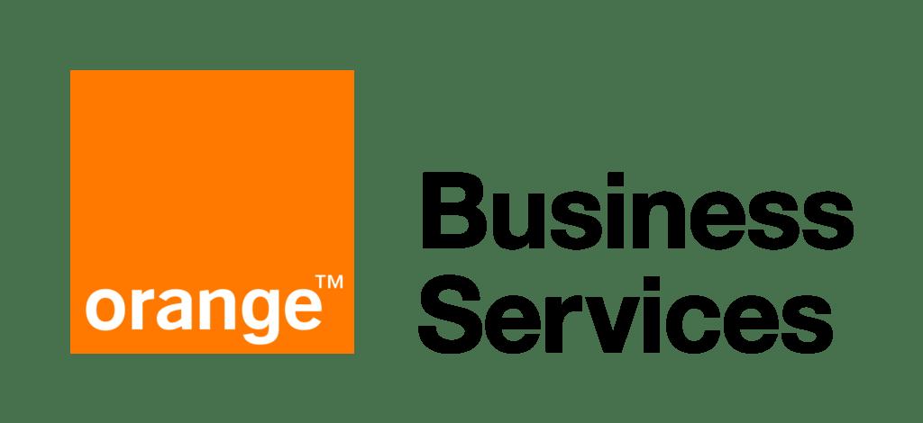 Orange Business Services, logo, commercial, entreprise, communication