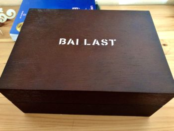 Packaging boite Montre automatique trafalgar Ballast Miyota 8215